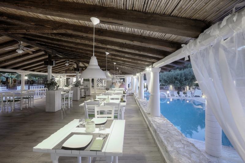 Acrotel Athena Pallas Village Restaurant