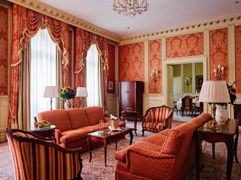 Grand Hotel Wien Lounge/Empfang