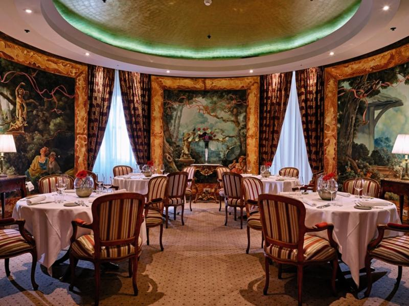 Grand Hotel Wien Restaurant