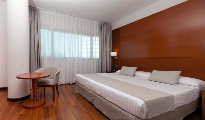 Hotel Azarbe Wohnbeispiel
