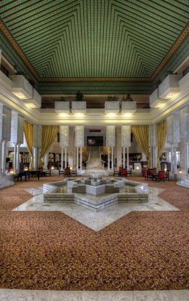 Le Royal Hotel Hammamet Lounge/Empfang
