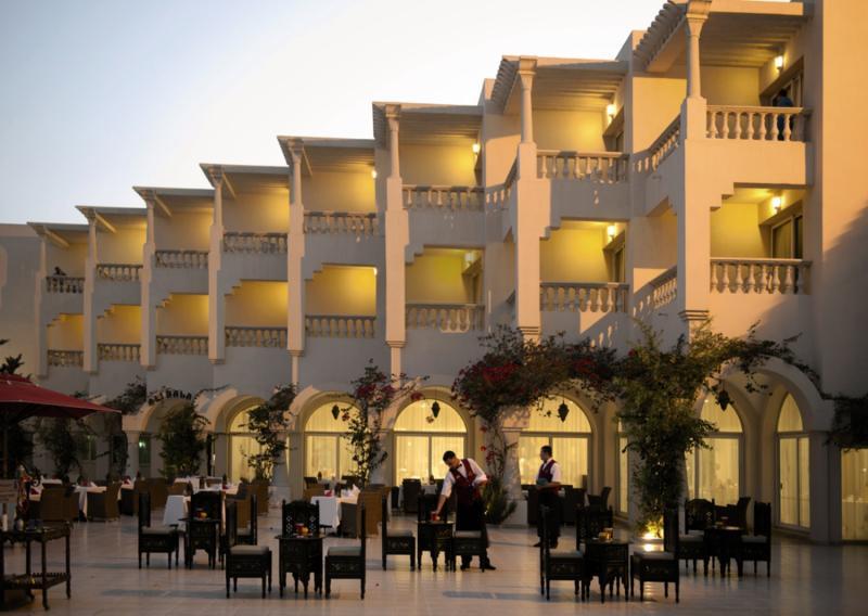 Le Royal Hotel Hammamet Außenaufnahme