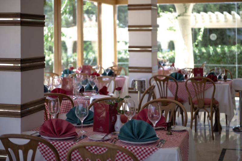 Le Royal Hotel Hammamet Restaurant