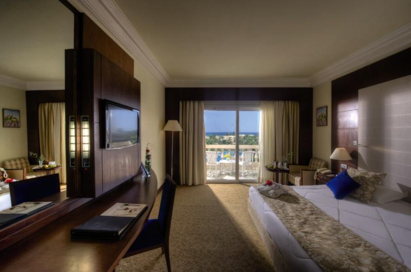 Le Royal Hotel Hammamet Wohnbeispiel