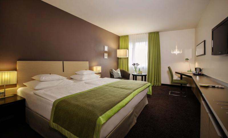 Das Tigra Hotel Wien Wohnbeispiel