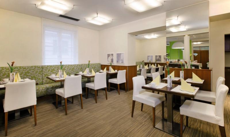 Das Tigra Hotel Wien Restaurant