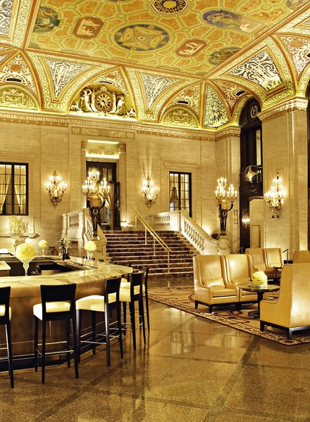 Palmer House Hilton Lounge/Empfang