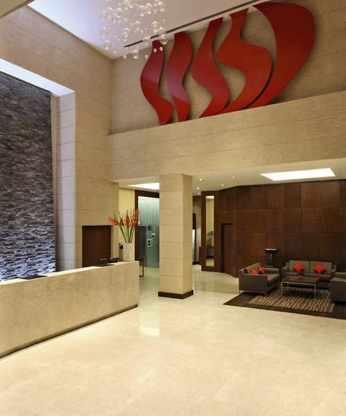 Hilton Garden Inn New Delhi Lounge/Empfang
