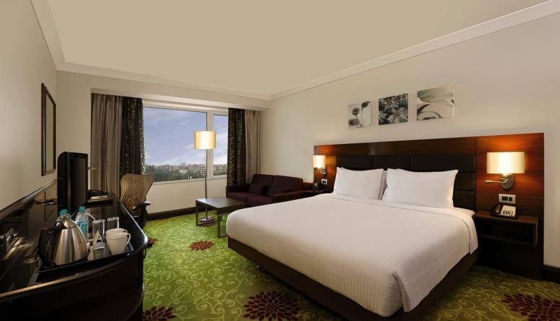Hilton Garden Inn New Delhi Wohnbeispiel