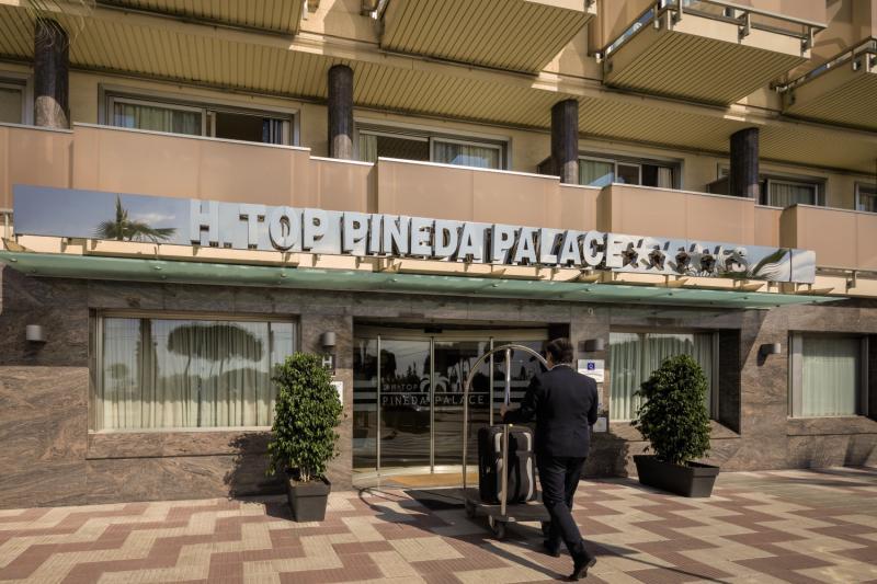 H TOP Pineda Palace Außenaufnahme