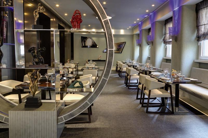 Melia Genova Restaurant