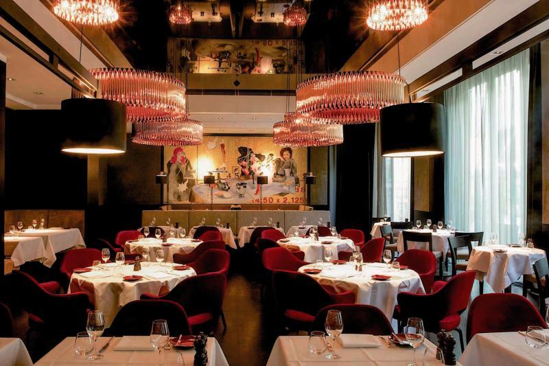 Sofitel Berlin Kurfürstendamm Restaurant