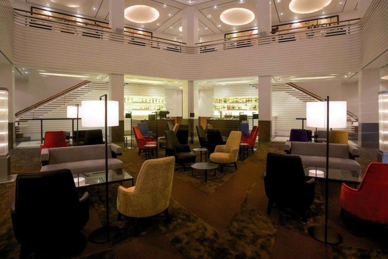 Sofitel Berlin Kurfürstendamm Lounge/Empfang