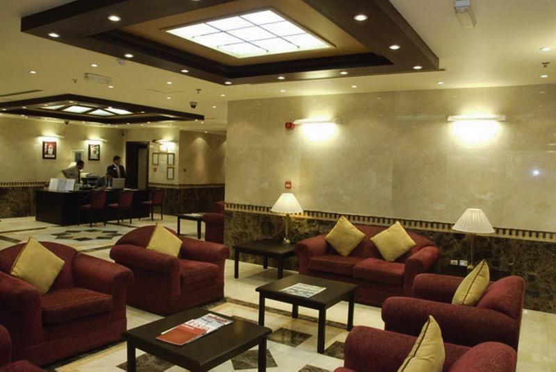 Avari Barsha Lounge/Empfang
