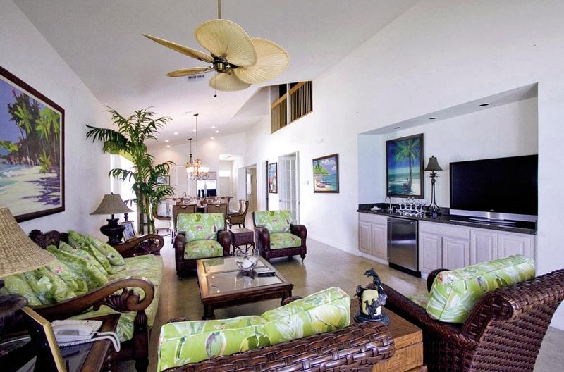 Bahama Beach Club Lounge/Empfang