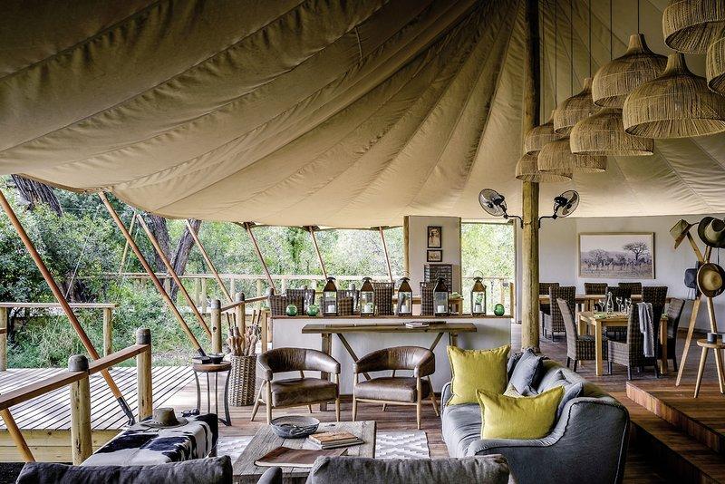Sanctuary Stanley´s Camp Restaurant