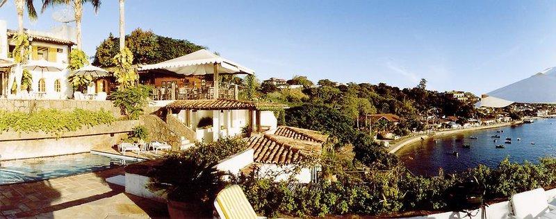 Casas Brancas Boutique & Spa Terrasse