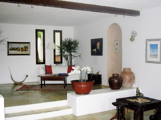 Casas Brancas Boutique & Spa Lounge/Empfang