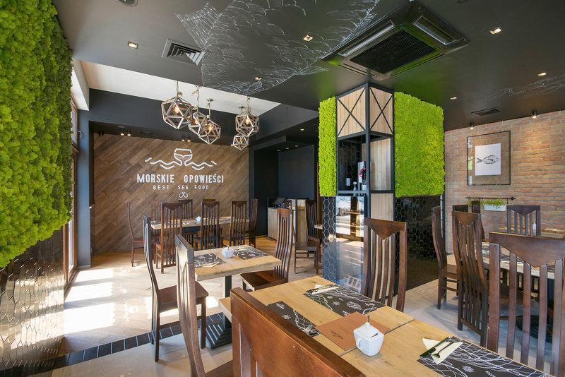 Hotel Szlak Bursztynowy Restaurant