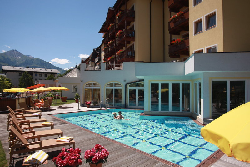 Sporthotel Alpenblick Zell am See Pool