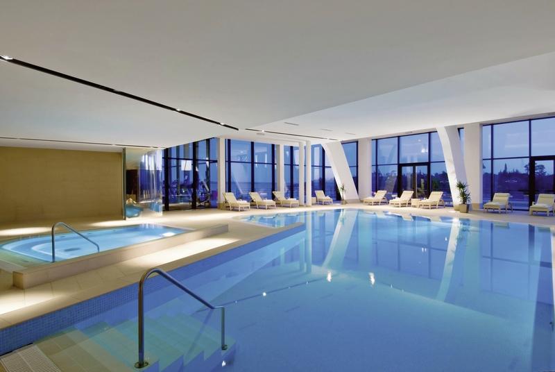 All Suites Island Hotel Istra Hallenbad