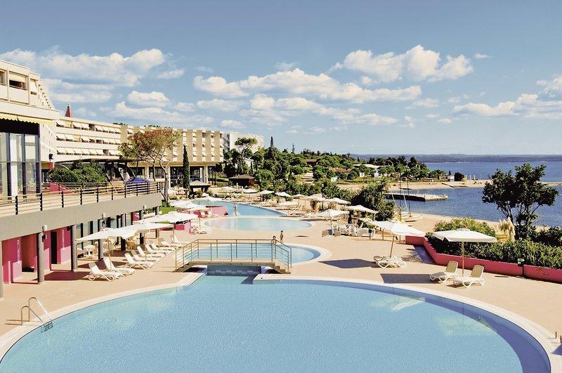 All Suites Island Hotel Istra Pool