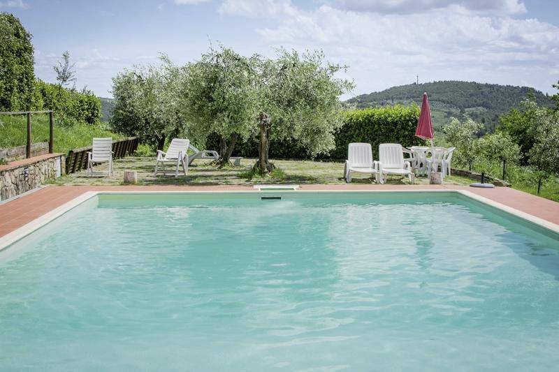 Agriturismo Torraiolo Pool