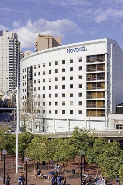 Novotel Sydney Darling Square Außenaufnahme