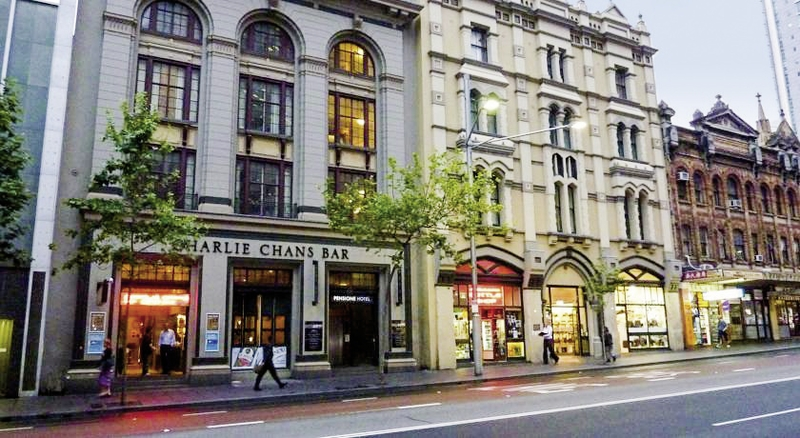 1831 Boutique Hotel  Außenaufnahme