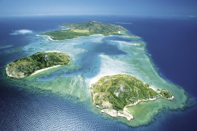 Lizard Island Landschaft