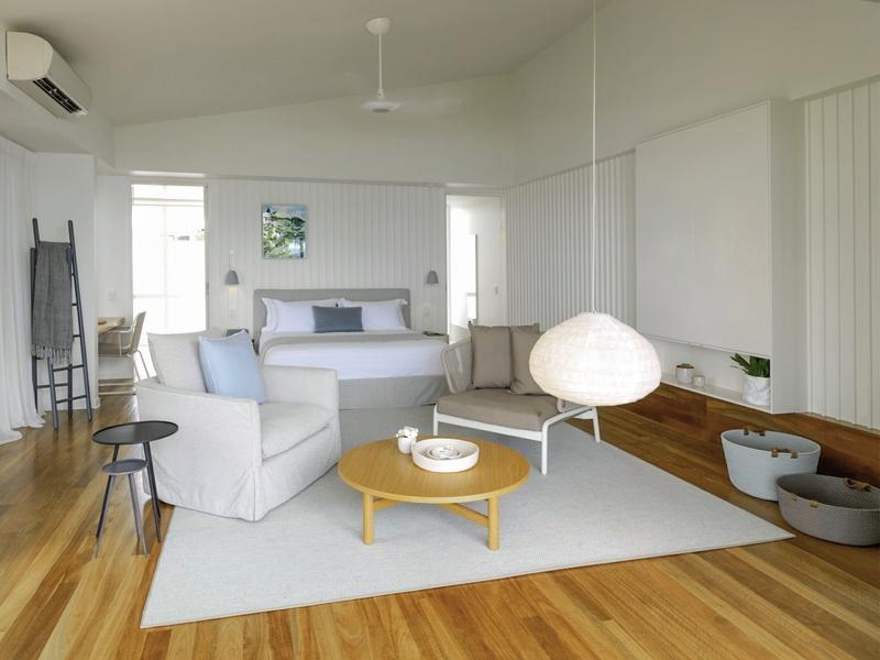 Lizard Island Lounge/Empfang