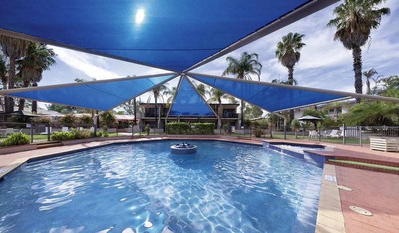 ibis Styles Alice Springs Oasis Pool
