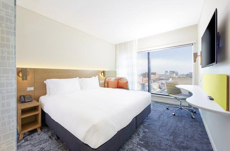 Holiday Inn Express Adelaide City Centre Wohnbeispiel
