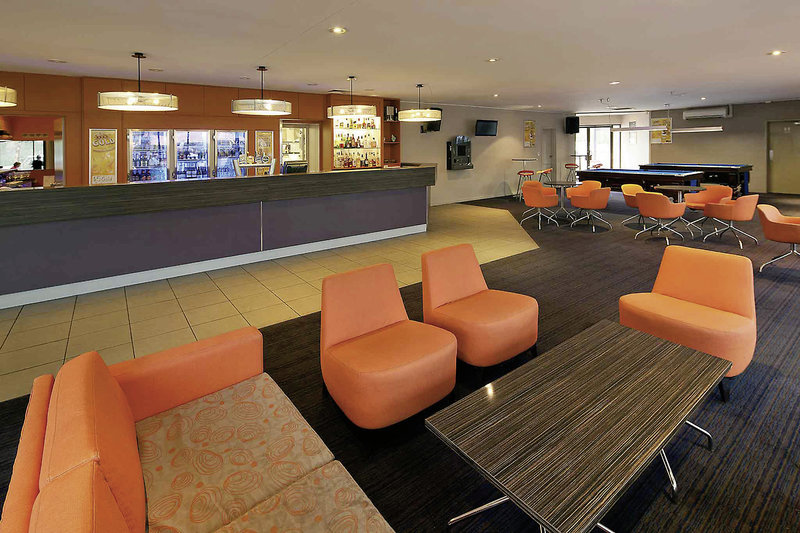 ibis Styles Alice Springs Oasis Lounge/Empfang