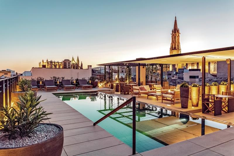 Sant Francesc Hotel Singular Pool
