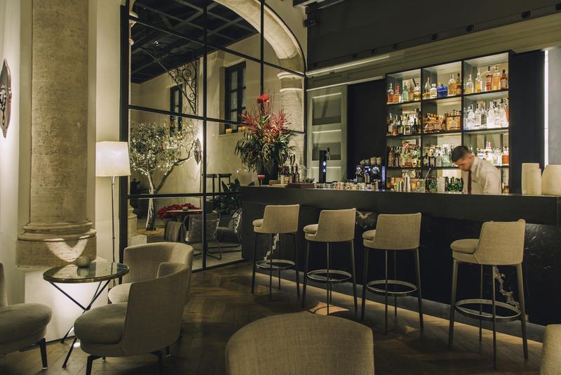 Sant Francesc Hotel Singular Bar