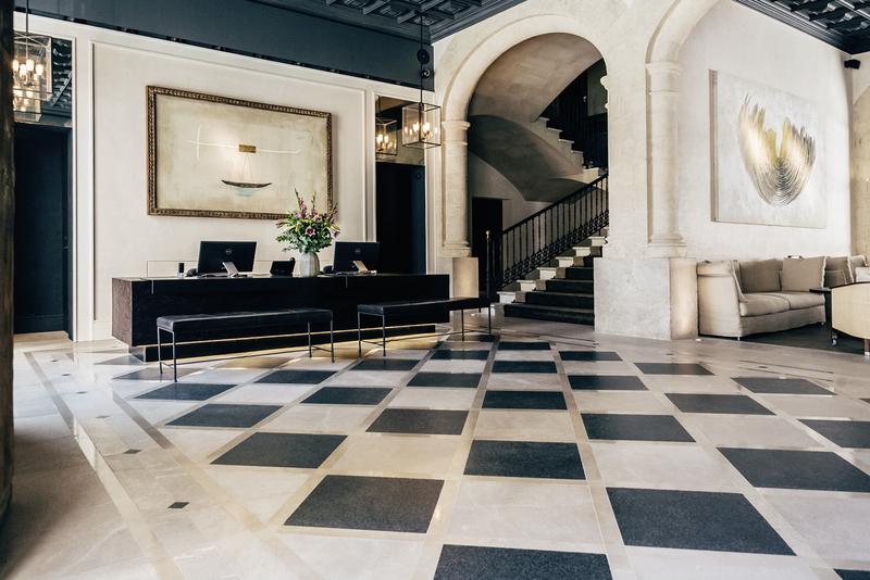 Sant Francesc Hotel Singular Lounge/Empfang