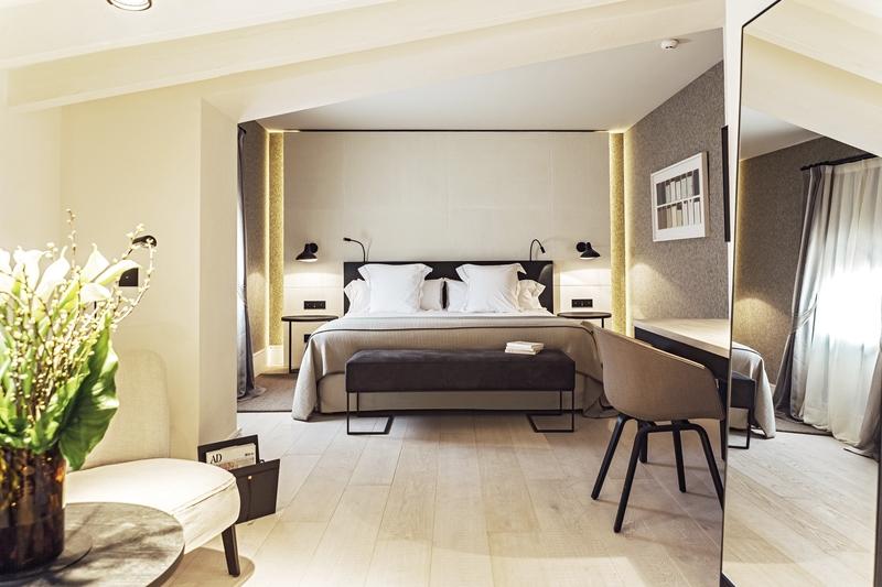 Sant Francesc Hotel Singular Wohnbeispiel