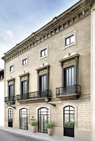 Sant Francesc Hotel Singular Außenaufnahme