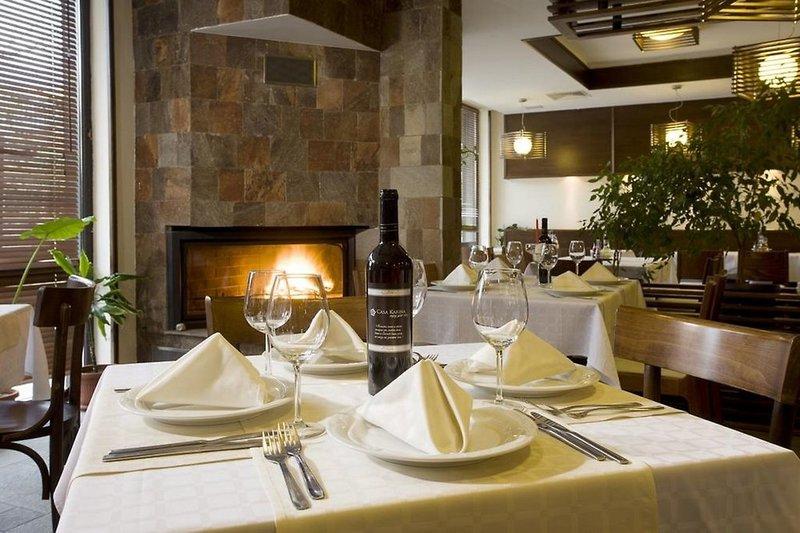 Casa Karina Hotel & Apartments Restaurant