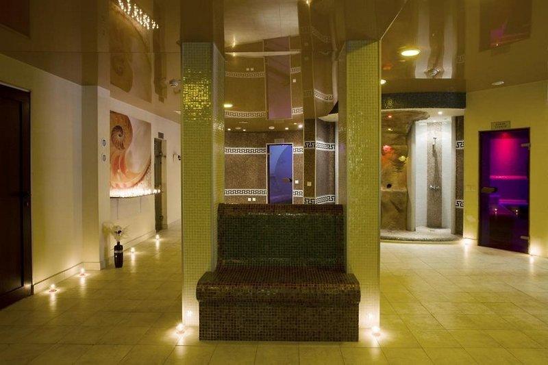Casa Karina Hotel & Apartments Lounge/Empfang