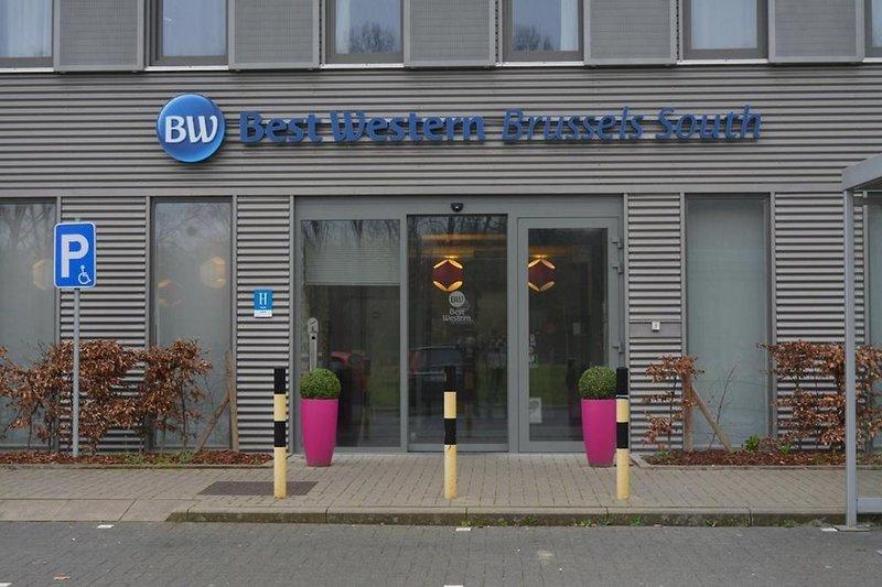 Best Western Brussels South Außenaufnahme