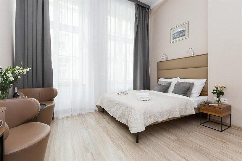 Pergamin Royal Apartments Wohnbeispiel
