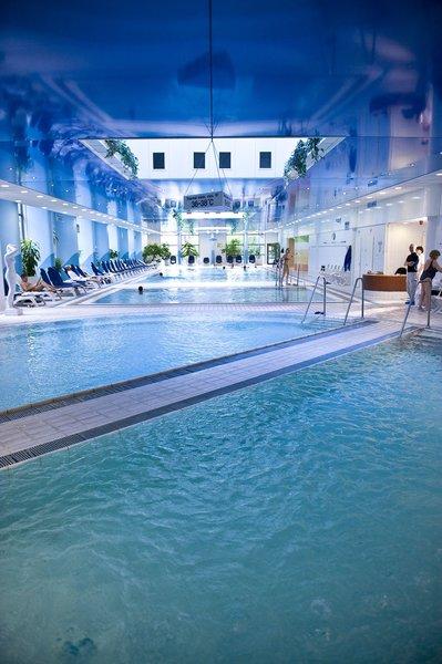 Danubius Health Spa Resort Helia Hallenbad