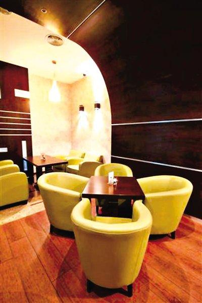 Leda Spa Lounge/Empfang