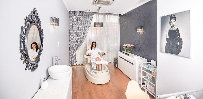 Leda Spa Badezimmer