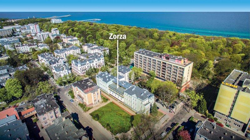 Hotel Zorza Außenaufnahme