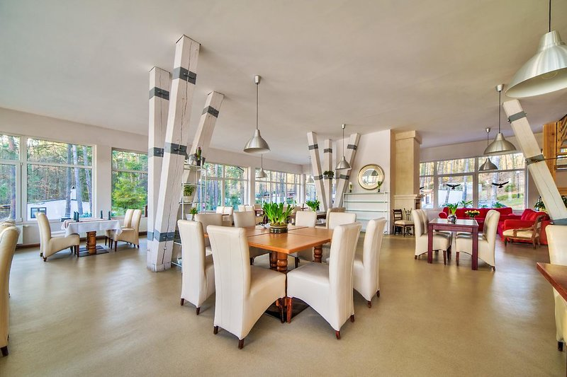 LongVita Czapielski Mlyn Restaurant