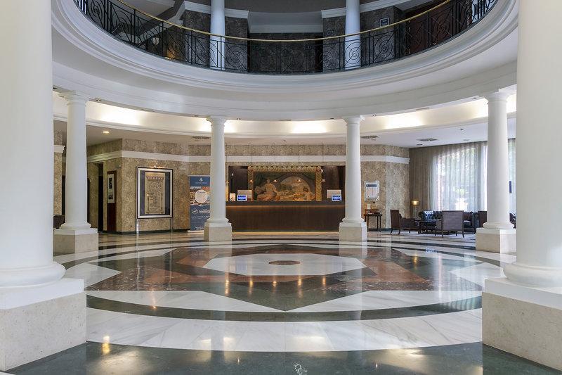 Castilla Termal Balneario de Solares Lounge/Empfang