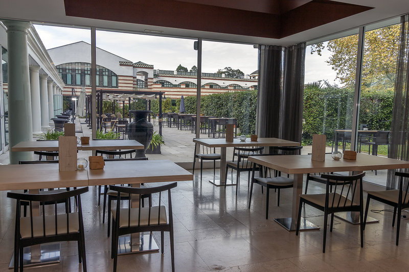 Castilla Termal Balneario de Solares Restaurant